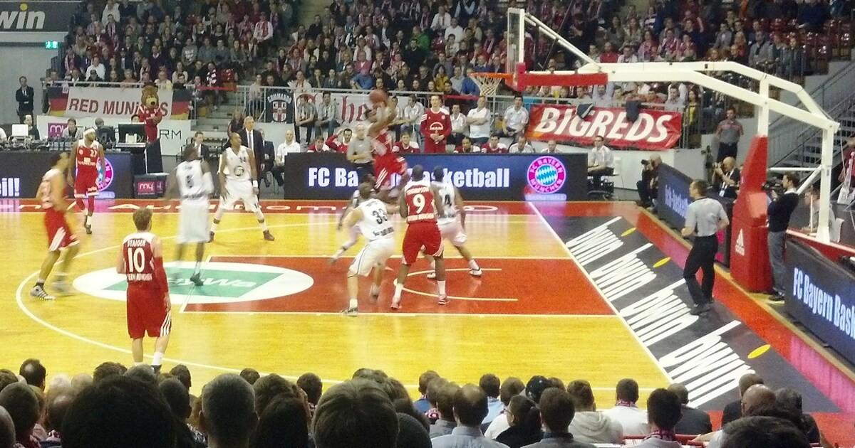 fc bayern basketball im eurocup wir haben tickets m. Black Bedroom Furniture Sets. Home Design Ideas
