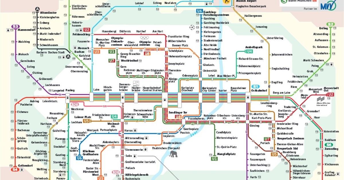 Mvv Karte.Analyse Die Preise Der Mvv 2000 Bis Heute München Tv
