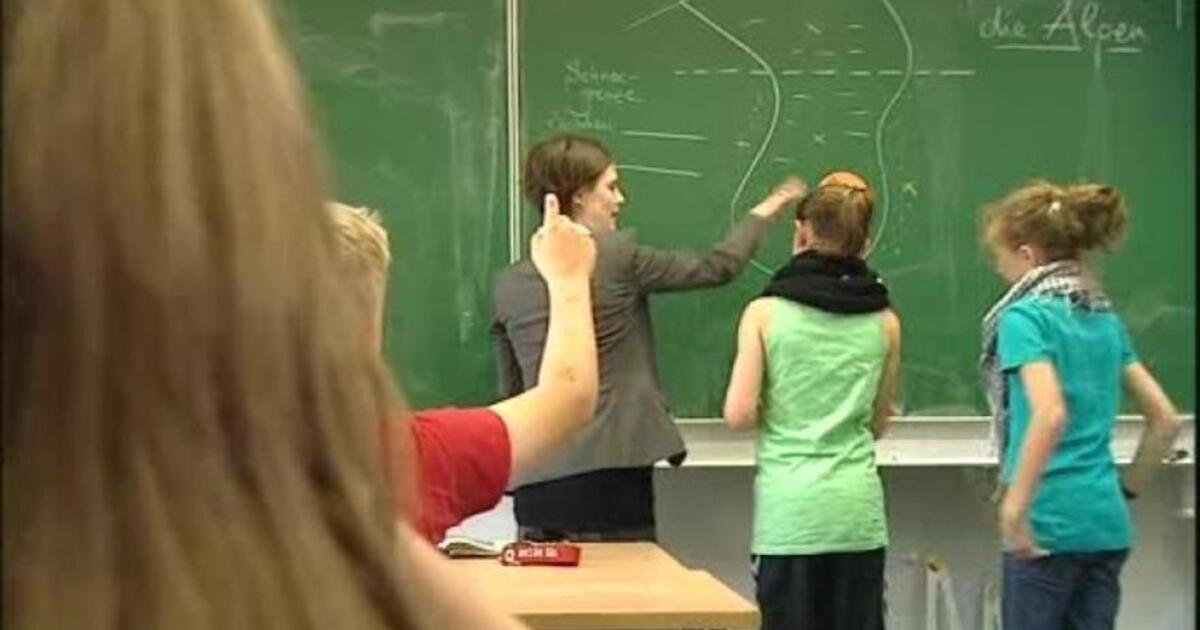 Nach der Schule Sex-Lehrer
