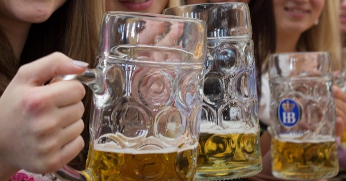 Noagerl Bier