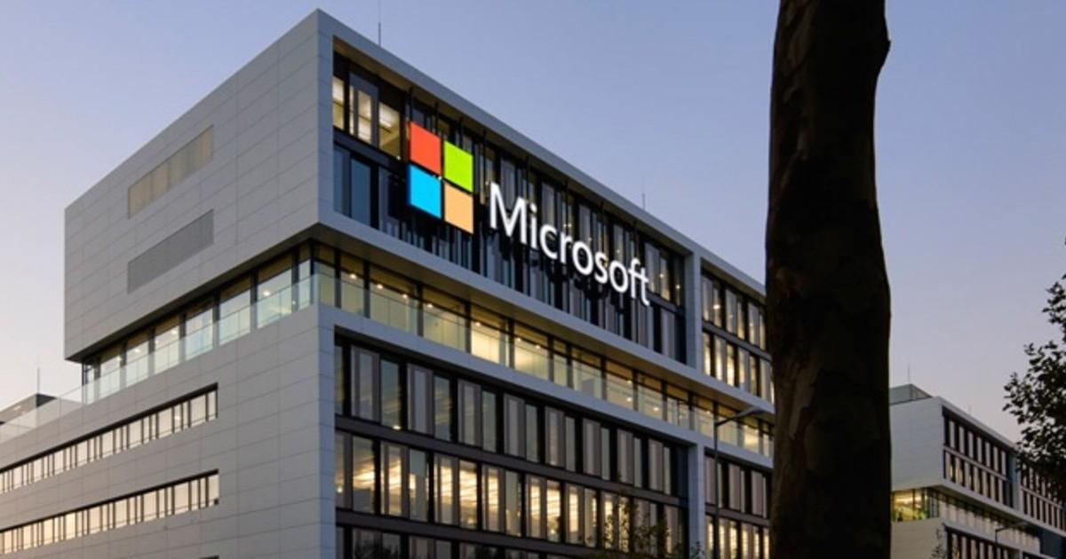 Microsoft Neue DeutschlandZentrale als Vorbild für  ~ Staubsauger Zentrale München