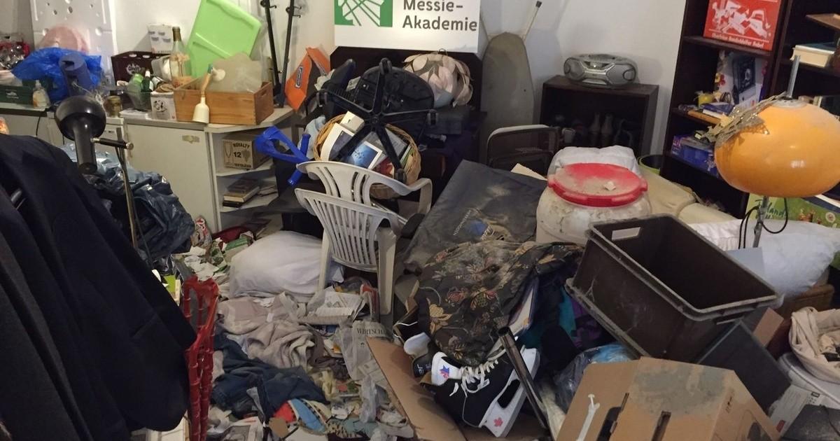 messiesyndrom gesch tzt rund betroffene in bayern m. Black Bedroom Furniture Sets. Home Design Ideas