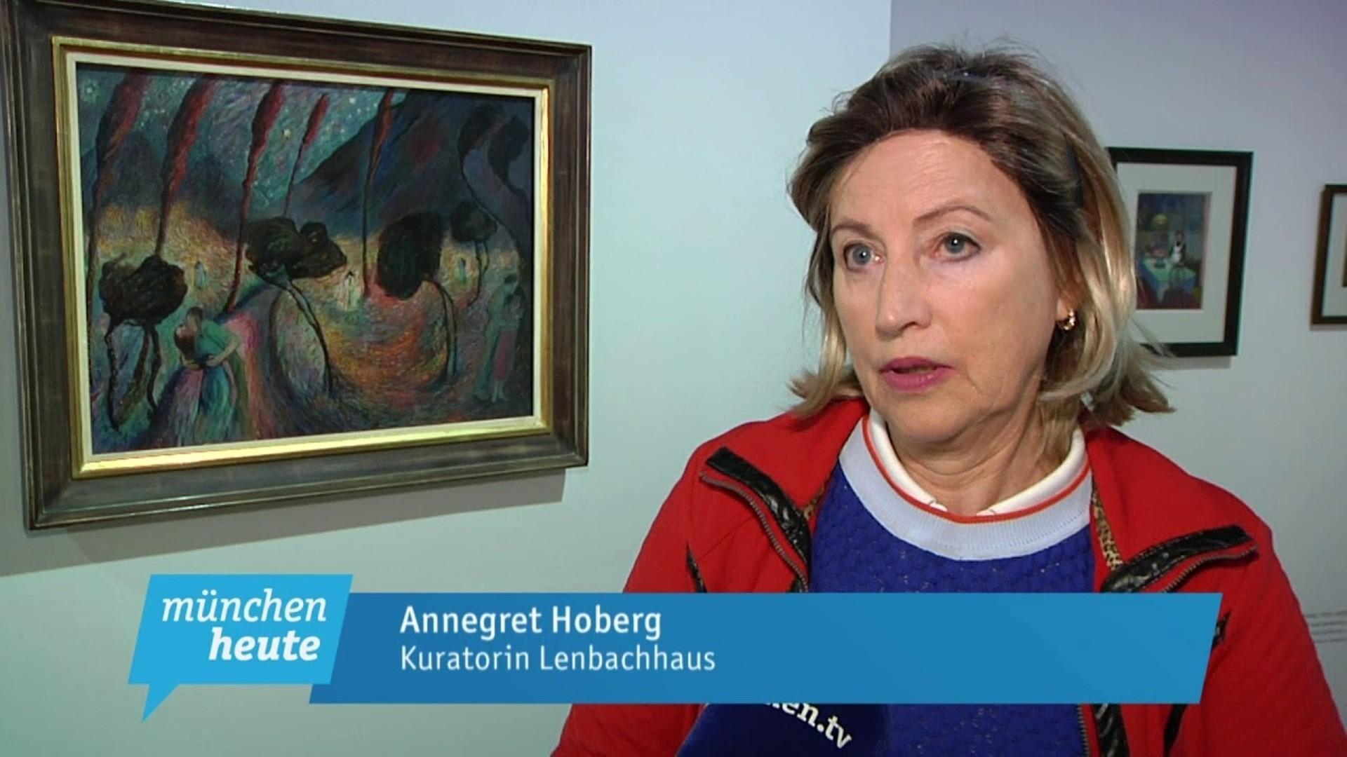 Expressionismus Werefkin Und Jawlensky Im Kunstbau Vereint Munchen Tv