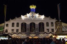 Oktoberfest München Hofbräu Festzelt Wiesn