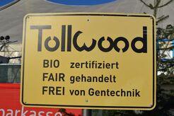 Tollwood Winter 2015 auf der Theresienwiese, © Das Wintertollwood 2015 in München