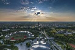 Plympiapark, München, © pixabay.com © designerpoint (CC0 Public Domain)