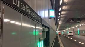 Luise-Kiesselbach-Tunnel München - vor Eröffnung, © So sieht es derzeit in dem neuen Luise-Kiesselbach-Tunnel in München aus - Eröffnung ist am 27 Juli geplant.