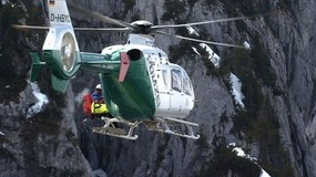 Hubschrauber der Bergrettung, © Symbolfoto