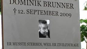 Dominik Brunner Denkmal, © Mahnmal für Dominik Brunner in Solln