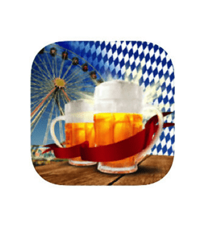 Oktoberfest-Guide-App 2016, © Bild: @Apple