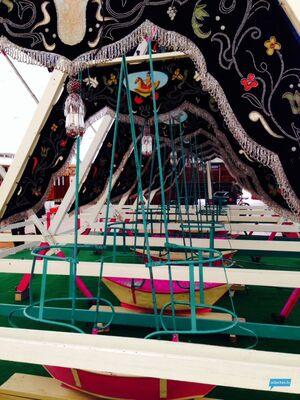 wiesn oktoberfest 2014 historische schiffschaukel