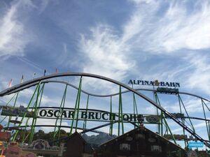alpina bahn oktoberfest wiesn