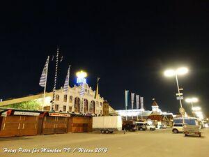 oktoberfest hofbräu festzelt nachts wiesn