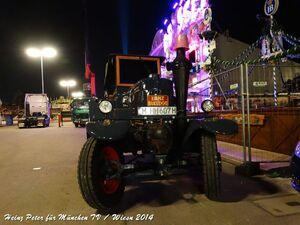 oktoberfest vortag traktor wiesn