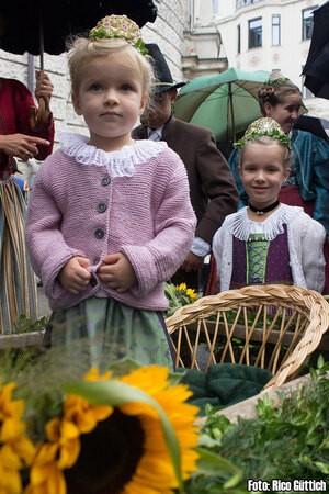 Oktoberfest Bilder Tag 2 Trachtenumzug