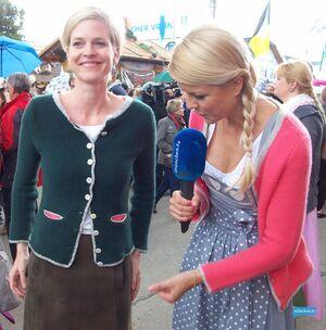 Prinzessin Minzi zu Hohelohe-Jagstberg wiesn oktoberfest , © Prinzessin Minzi zu Hohelohe-Jagstberg und Tina Kaiser