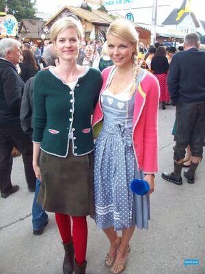 Prinzessin Minzi zu Hohelohe-Jagstberg wiesn oktoberfest 2, © Prinzessin Minzi zu Hohelohe-Jagstberg und Tina Kaiser