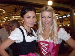 Nadine Warmuth Oktoberfest Wiesn, © Nadine Warmuth