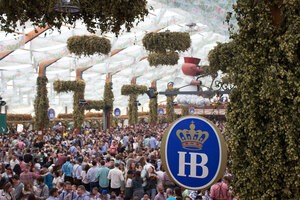 Bilder Oktoberfest Italienerwochenende, © Rico Güttich / münchen.tv