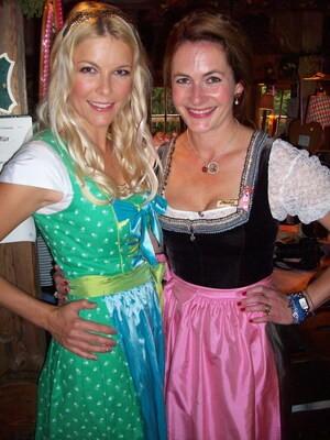 Natalie Schmid Oktoberfest Promis Wiesn, © Natalie Schmid