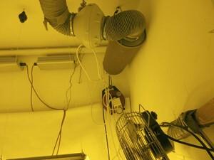 filteranlage mariuhana, © Polizei