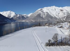 Ausblick Achensee Winter, © Achensee Tourismus