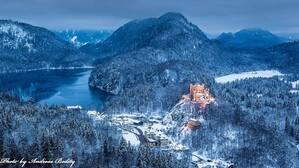 Schloss Hohenschwangau im Winter, © Schloss Hohenschwangau im Winter - Bild: Andreas Bedity Photography