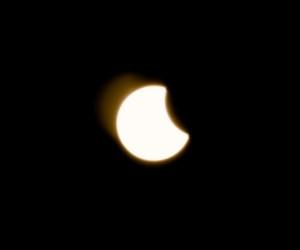 Sonnenfinsternis Sonne
