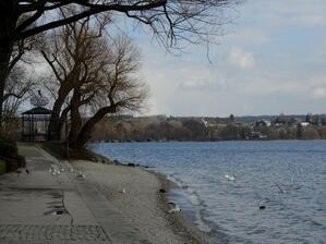 © Ruhe und Stille am Starnberger See. Bild: Agnes aus München