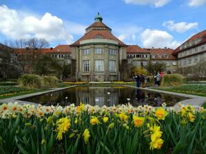 Botanischer Garten, Blumen, © Agnes aus München
