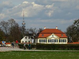 Nymphenburg, © In Nymphenburg lässt sichs schön wohnen. Bild: Agnes aus München