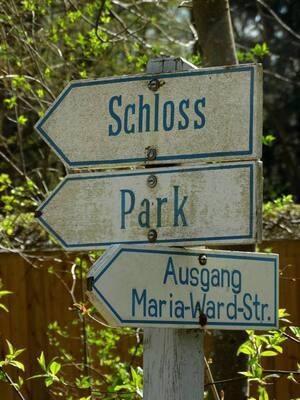 Botanischer Garten, Nymphenburg, © Nur nicht verlaufen. Bild: Agnes aus München