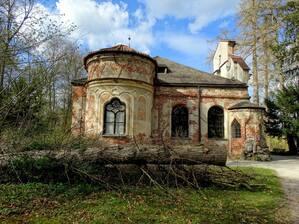 """Nymphenburger Schlosspark, © Auch hier sind die Spuren von """"Niklas"""" zu sehen. Bild: Agnes aus München"""