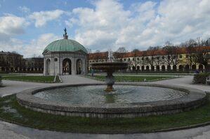 Bilder aus dem wunderschönen München, © Foto: Zura aus München
