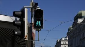 Kommen die Ampelpärchen jetzt auch in München?, © Foto: Stadt Wien