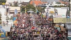 Wiesn-Lizenzen: Erste Infos wer aufs Oktoberfest 2015 kommt