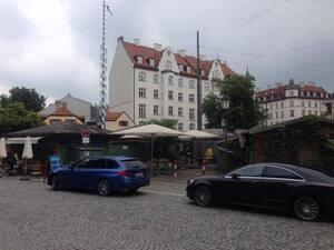 Wiener Platz, Buden, Marktstände, München, © Wiener Platz: Werden die Marktstände abgerissen?