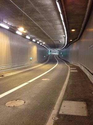 Der Luise-Kiesselbach-Tunnel als Partylocation, © Auch eine große Eröffnungsparty ist in der Röhre geplant.