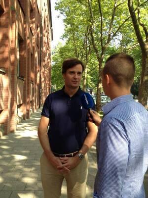 Dr. Alexander Dietrich (CSU), © Dr. Alexander Dietrich (CSU) im münchen.tv Interview zu den Ampelmännchen