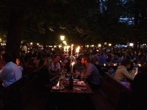 Kocherlball in München begeistert Tänzer, © Der Kocherlball beginnt schon sehr früh am morgen