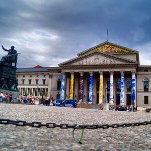 Staatsoper Munich, © Die Bayerische Staatsoper in München- Foto:  Dirk Schiff/Portraitiert.de