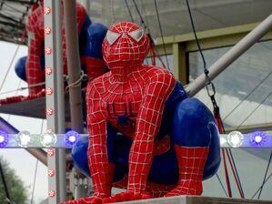 Marvels Spiderman aus München, © Der Spiderman aus München - Foto: Agnes aus München