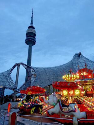 Sommerfestival im Park, © Das imPark Festival im Olympiapark - Foto: Agnes aus München
