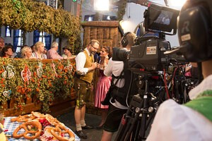 Bilder Oktoberfest München TV