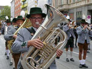Oktoberfest 2105: Einzug der Wiesn-Wirte, © Rico Güttich / München TV