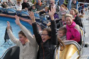 """Spaß in """"Rund um den Tegernsee"""" am Familientag auf der Wiesn, © Spaß in """"Rund um den Tegernsee"""" am Familientag auf der Wiesn"""