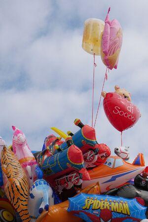 Oktoberfest 2015 - Luftballons, © Oktoberfest 2015 - Luftballons