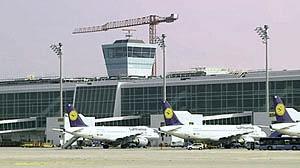 Giftige Gase in Sprengstoff - Kontrollgeräten am Münchner Flughafen , © Flughafen München
