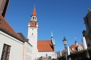 altes rathaus von der seite, © Altes Rathaus
