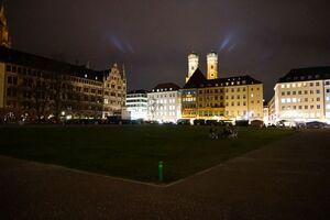 © Der Münchner Marienhof - Foto:  Dirk Schiff/Portraitiert.de